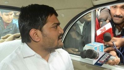 Patidar Quota Unrest: Hardik Patel, 2 Others Charged With Sedition
