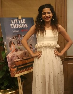 Mithila Palkar. (Photo: Bidesh Manna/IANS)