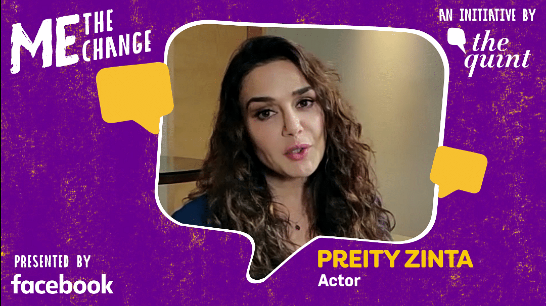 A First-Time Woman Voter? Watch Preity Zinta on 'Me, The Change'