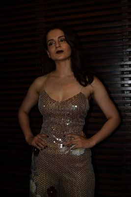Kangana Ranaut. (Photo: IANS)