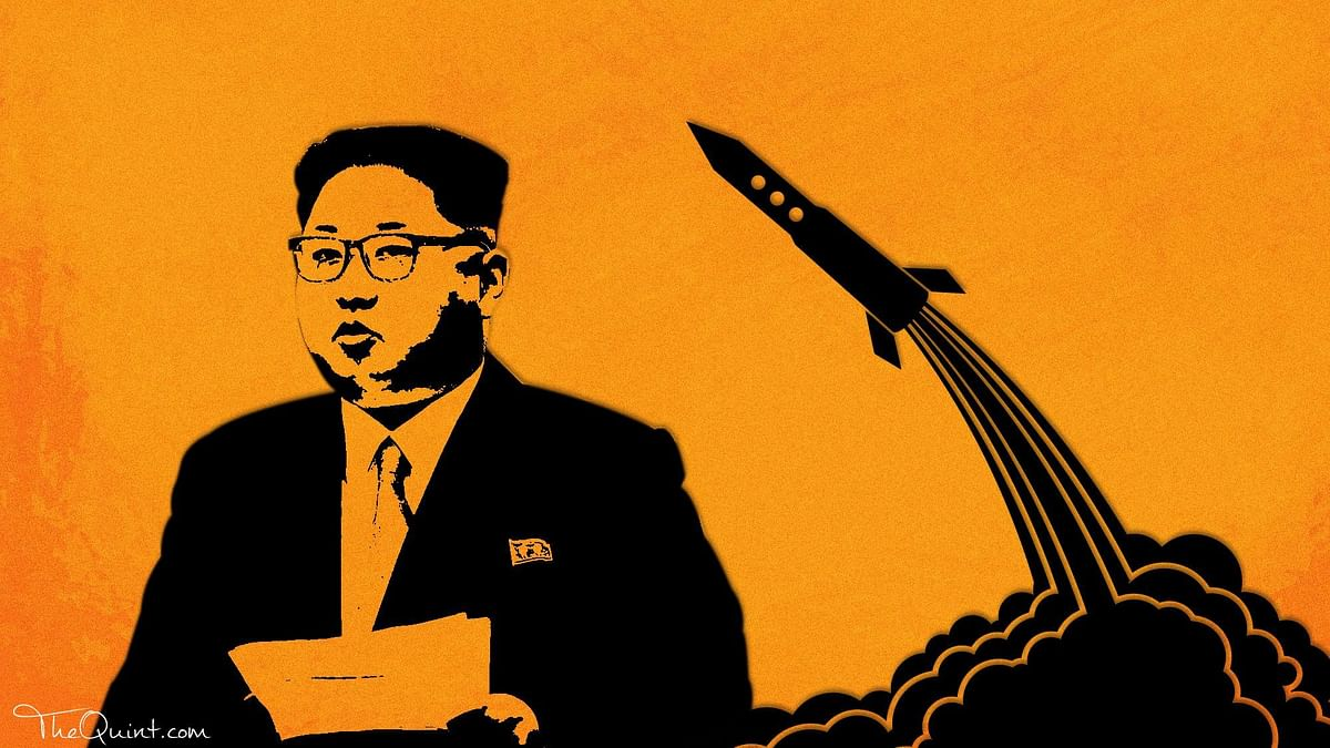 North Korea Thumbs Nose at  Nuclear Diplomacy With New Weapon Test