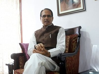 Madhya Pradesh Chief Minister Shivraj Singh Chouhan. (File Photo: IANS)