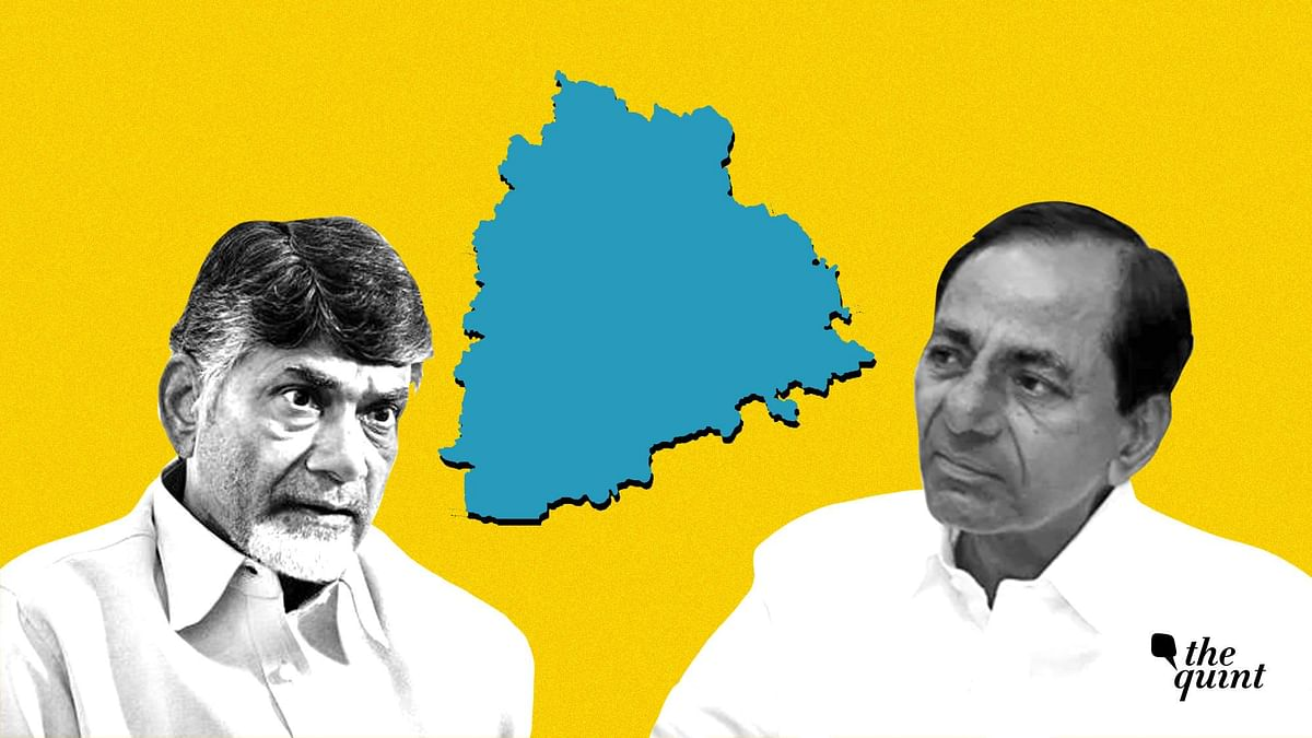 Will the 'KCR vs Naidu' Narrative Help TRS Win Telangana?