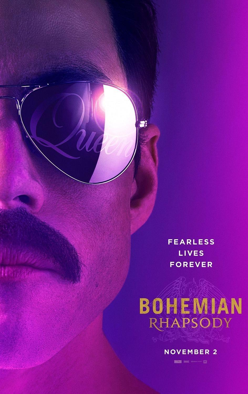 A poster of <i>Bohemian Rhapsody.</i>