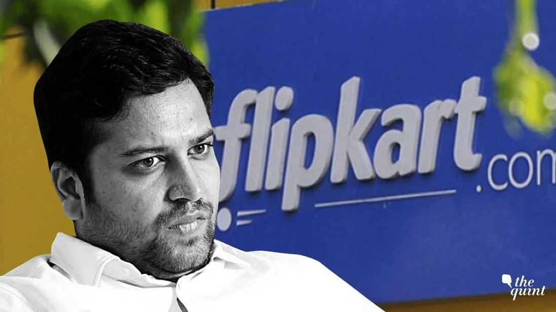 Flipkart CEO Binny Bansal Resigns Over 'Sexual Assault' Claim