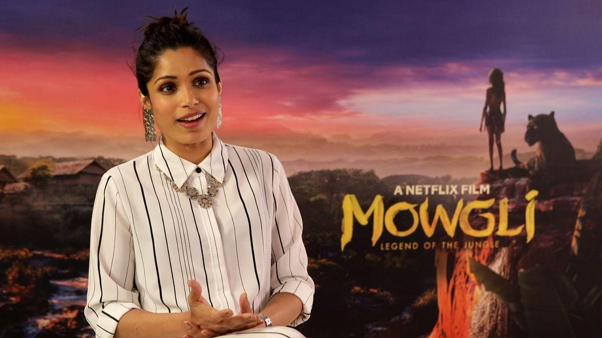 Freida Pinto on Bollywood and Her Favourite Deepika Padukone Film