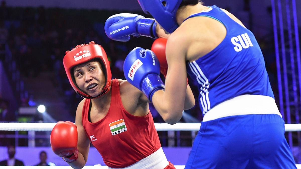 Sarita, Manisha Give India Flying Start in World Boxing C'ship