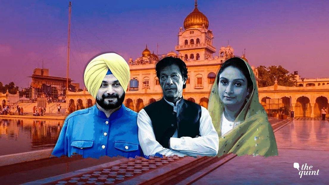 Bonhomie With Sidhu, Better Ties With India: Pak PM at Kartarpur