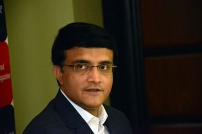 Former cricketer Sourav Ganguly. (File Photo: IANS)