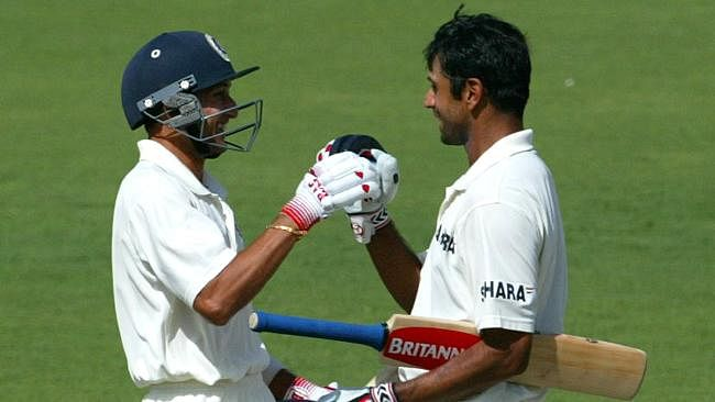 Rahul Dravid and Ajit Agarkar were the chief architects of one of India's most famous away wins in Adelaide in 2003/04.