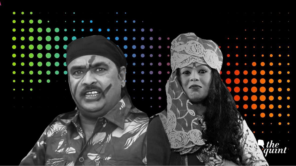 Meet Hindutva pop stars Sanjay Faizabadi and Laxmi Dubey.
