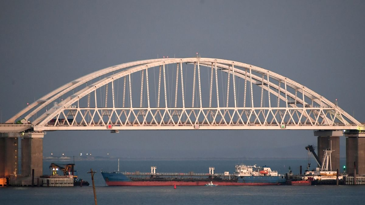 Ukraine Blames Russia For Opening Fire on Its Ships in Black Sea