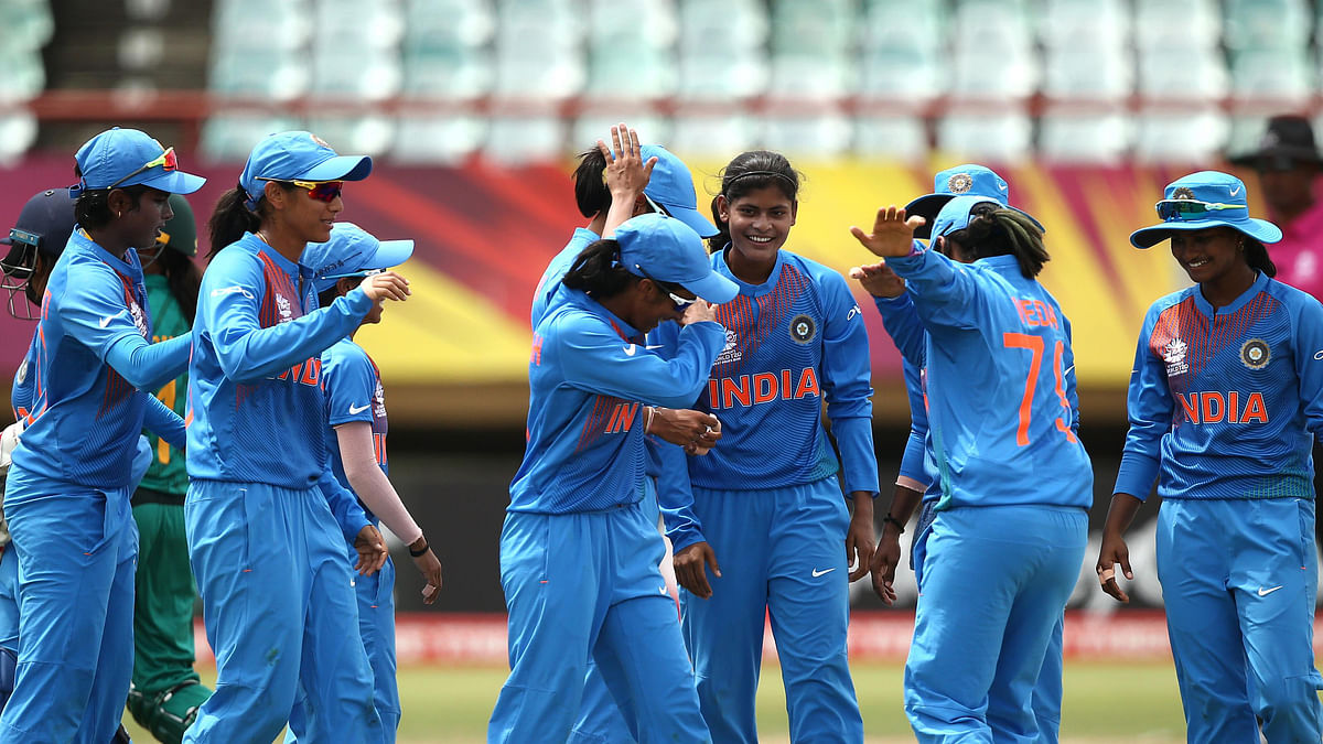 India are playing Ireland in their third match of the Women's World T20 on Thursday.
