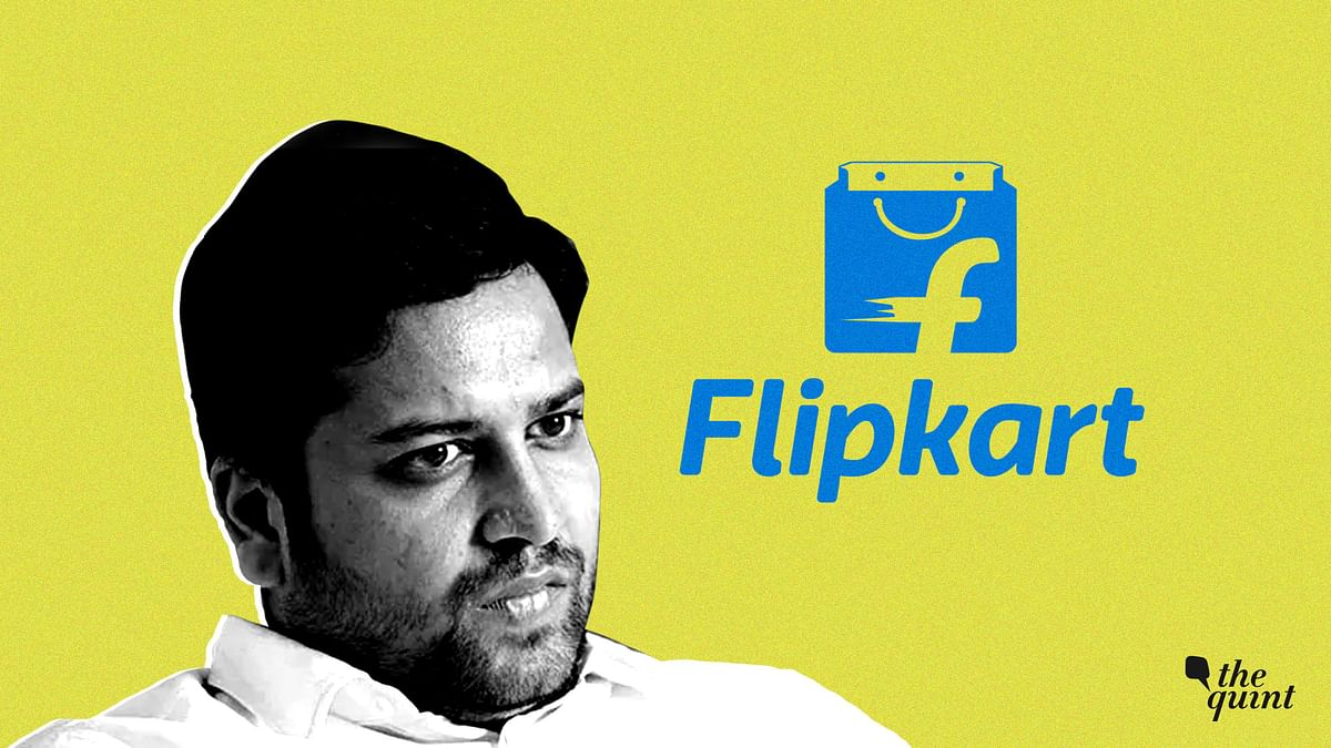 Binny Bansal quit from his role at Flipkart on Tuesday.
