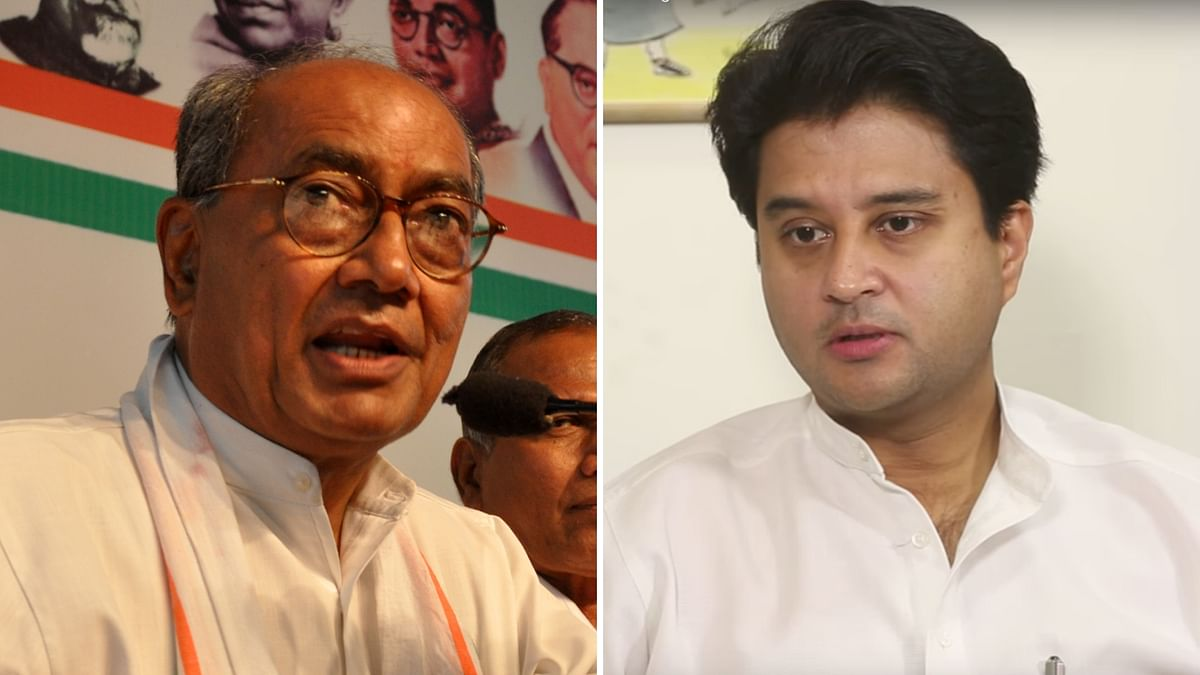 'Hunger for Power': Digvijaya Singh on Scindia's Switch to BJP