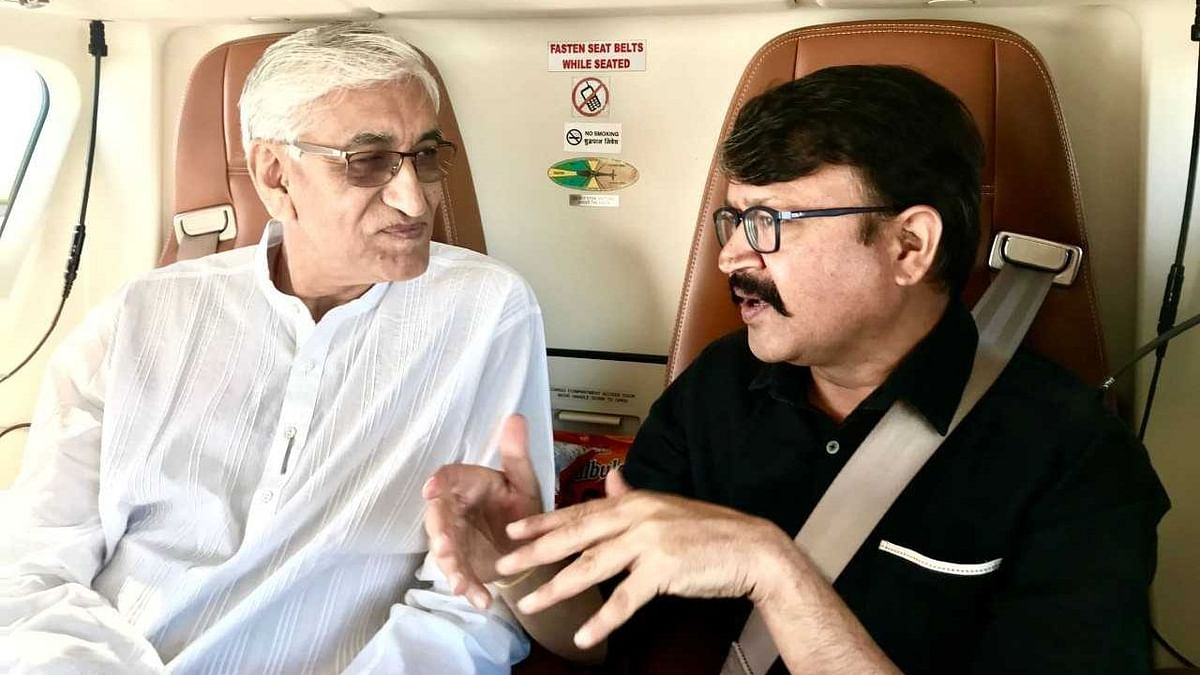Jogi Used to Help BJP Even When He Was in Congress: TS Singh Deo