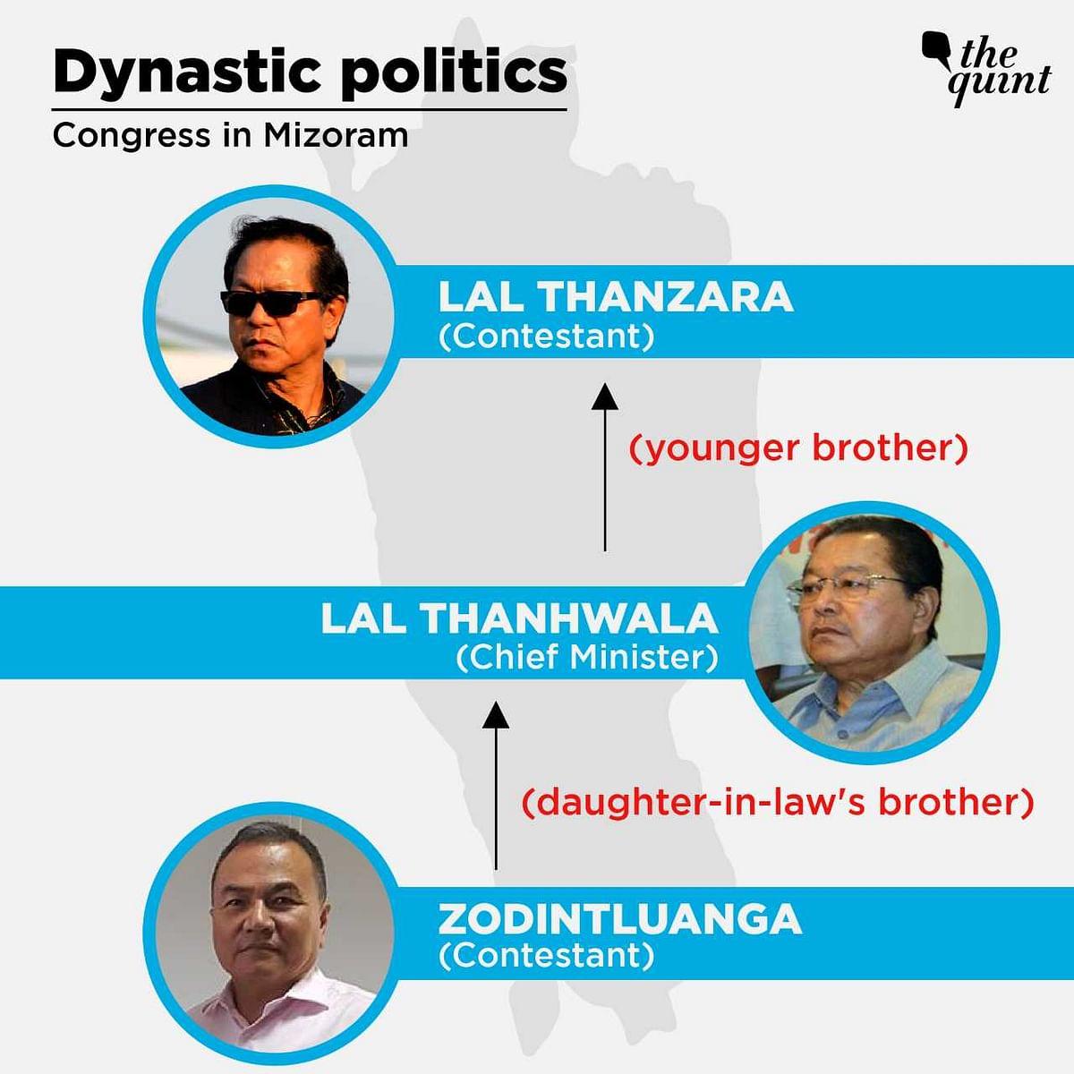 Mizoram: BJP Dark Horse in Traditional Congress-MNF Battleground?