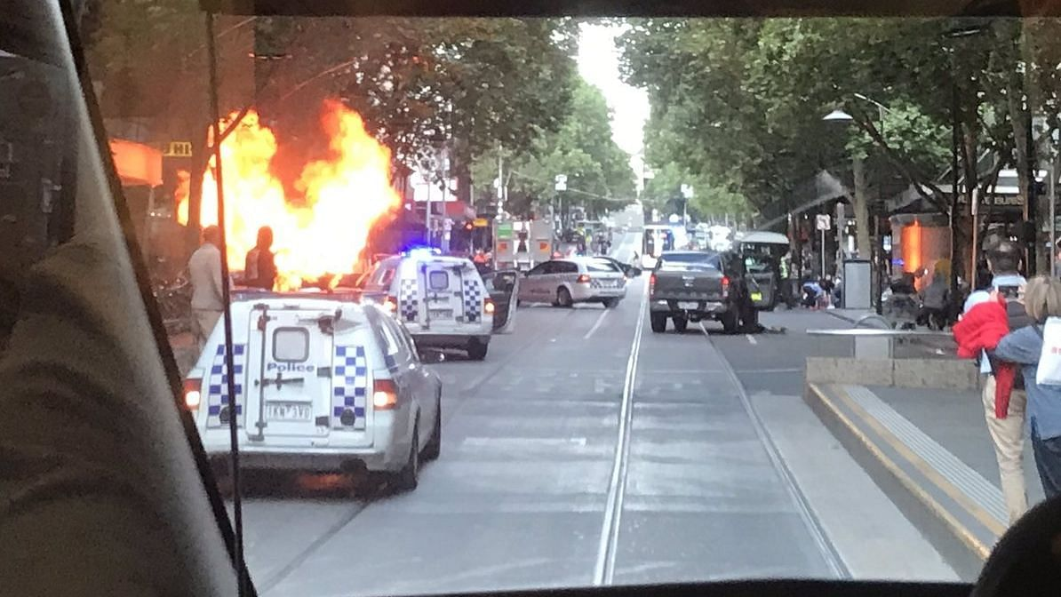 Melbourne Knife Attacker Was Known To Federal Authorities: Cop