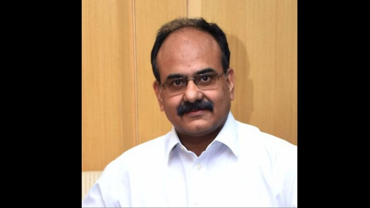 File photo of Ajay Bhushan Pandey.