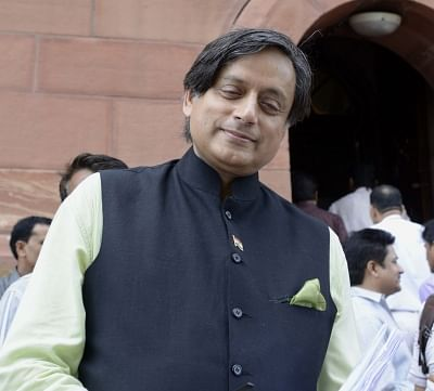 Central governments underspending on health, education: Tharoor