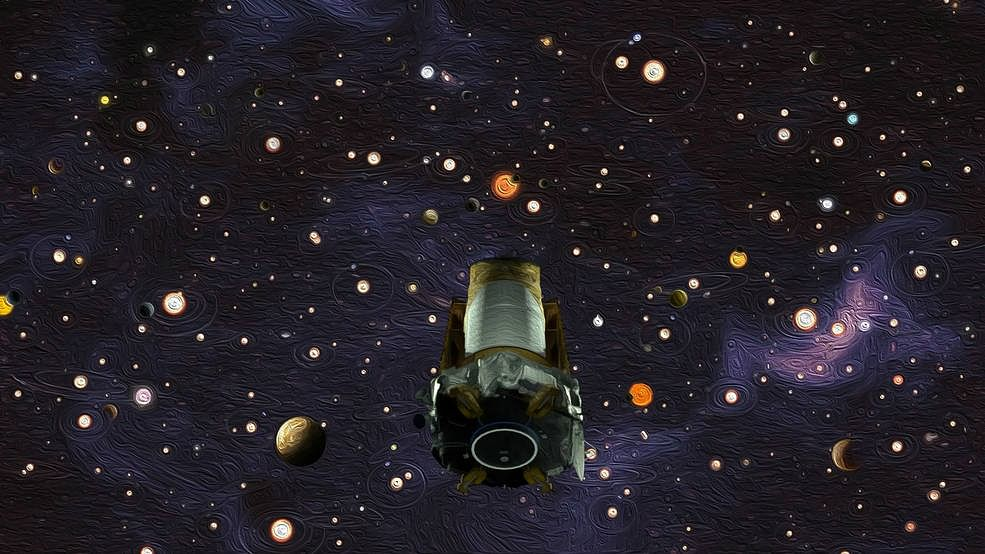 NASA Bids Goodbye to Planet-Hunting Kepler Space Telescope