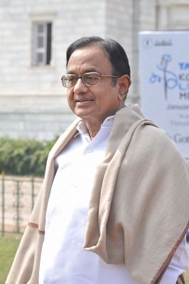 Chidambaram mocks new GDP estimates, says UPA years best
