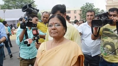 Muzaffarpur Shelter Home Case: Manju Verma Surrenders Before Court