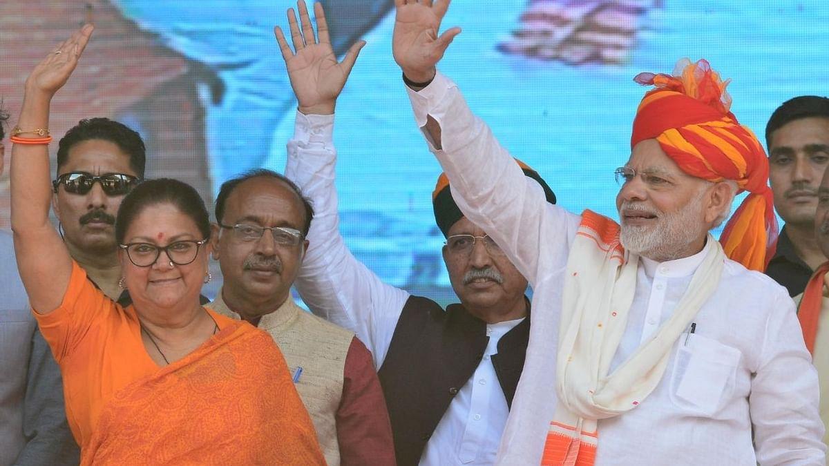 Don't See Anti-Incumbency: Vasundhara Raje Before Rajasthan Polls