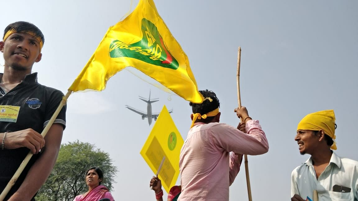 In Pics: Stories From Delhi's Kisan March Rally