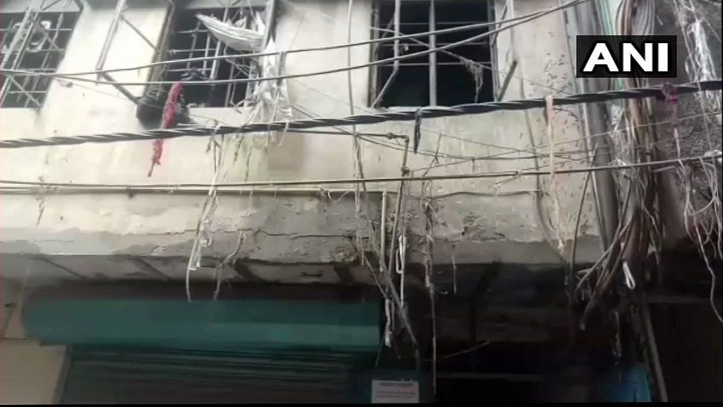 4 Dead as Fire Breaks Out at Factory in Delhi's Karol Bagh