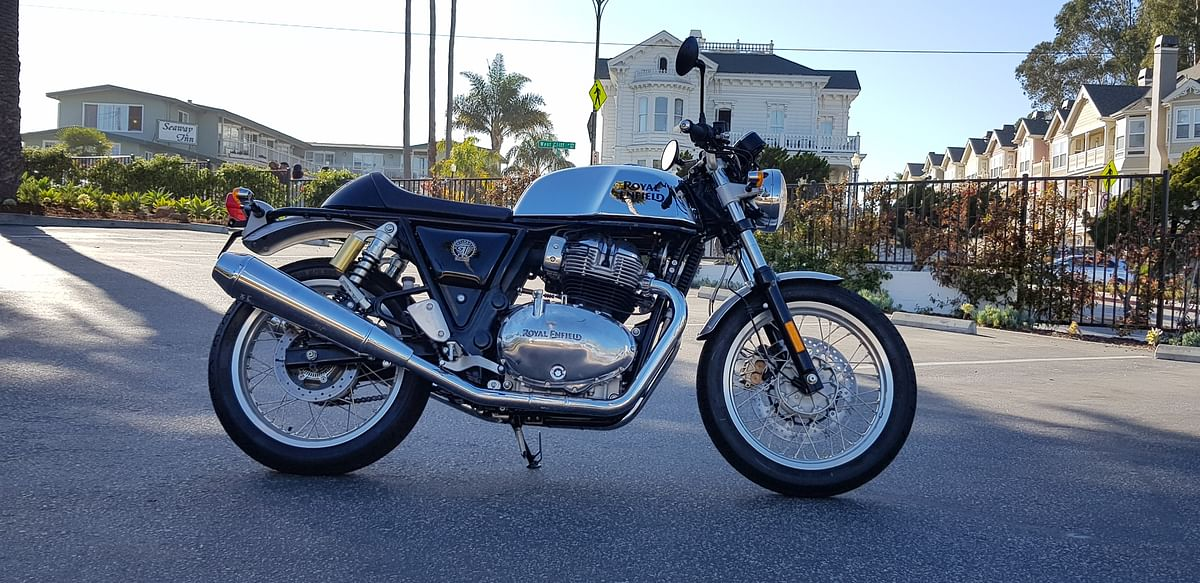 Royal Enfield Interceptor 650 & Continental GT Launched