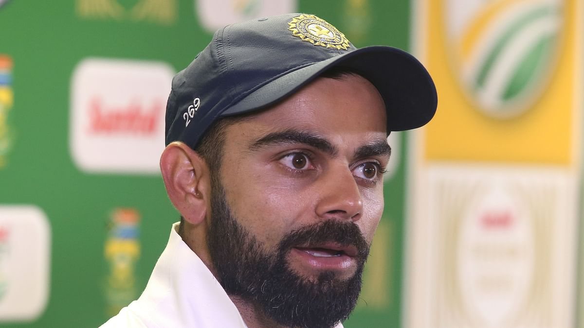 Virat Kohli has been asked to 'conduct himself like an Indian captain'.