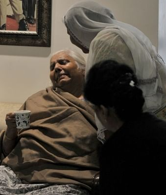Chandigarh: The grief-struck relatives of decorated war veteran and famous hero of the