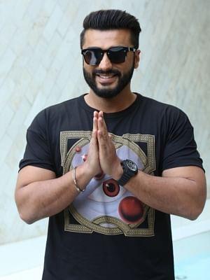 Actor Arjun Kapoor. (Photo: Amlan Paliwal/IANS)