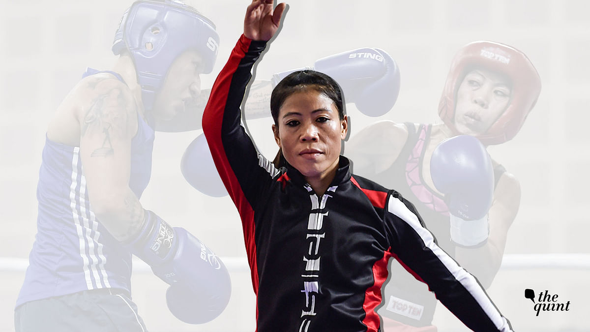 Mary Kom Kicks-Off Campaign for Record 6th World Title on Sunday
