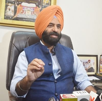 Manjinder Singh Sirsa. (Photo: IANS)