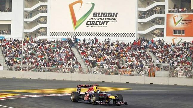 The Buddh International Circuit, situated in Greater Noida in Uttar Pradesh, was part of the F1 calender for three season from 2011 to 2013.