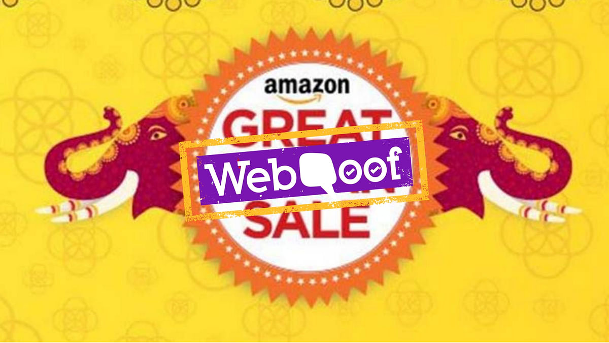 99% Off! Don't Fall For This Amazon Sale WhatsApp Scam