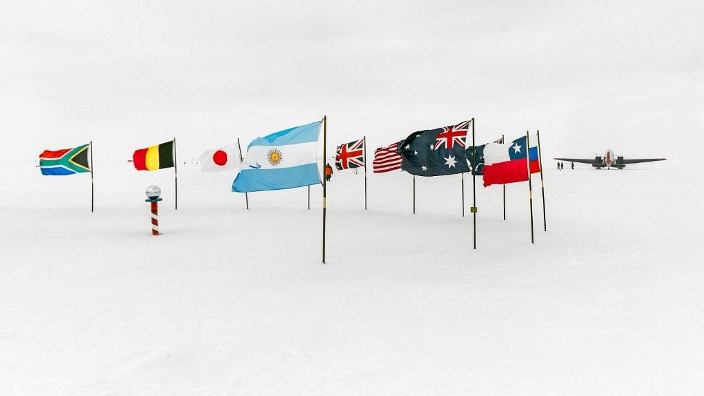 All a Country Can & Can't Do in the Name of Science in Antarctica