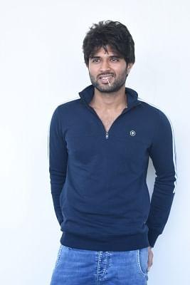 Vijay Deverakonda. (Photo: IANS)