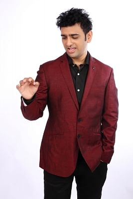 Singer Kshitij Tarey.