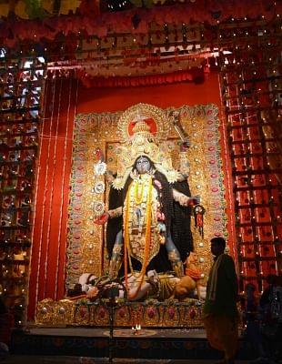 Like Sabarimala, this Kolkata Kali Puja prevents women's entry