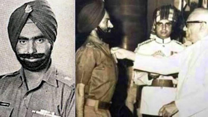 Brigadier Kuldip Singh Chandpuri was an Army Major during the 1971 India-Pakistan war.