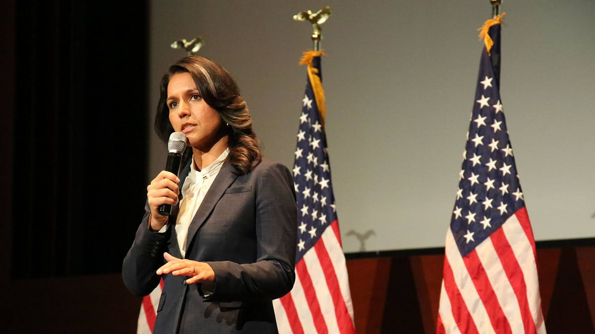 Hindu Lawmaker Tulsi Gabbard Will Run for US Prez – Who Is She?