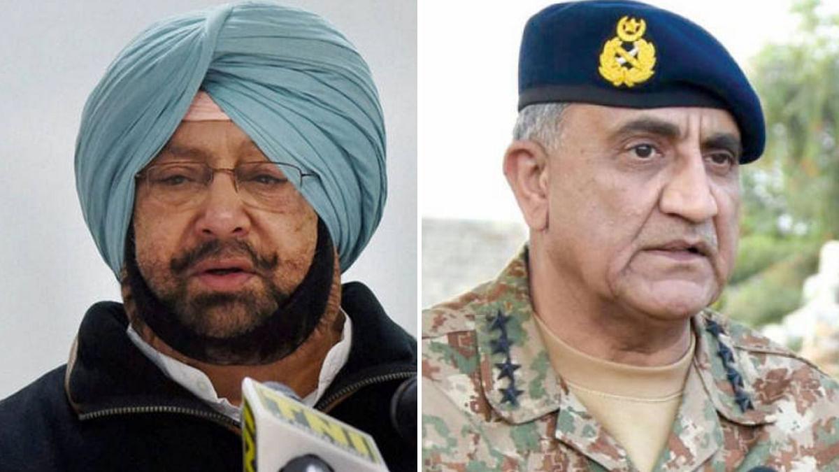 'I'm a Punjabi & I Dare You,' Amarinder Singh Warns Pak Army Chief