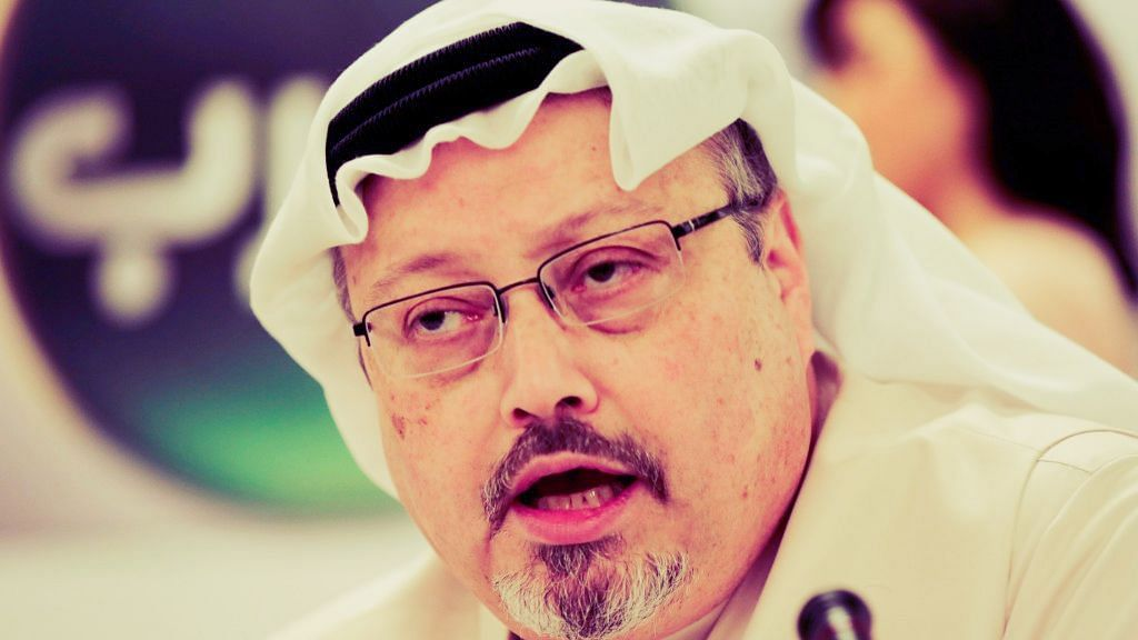 File Photo of Jamal Khashoggi used for representational purposes.