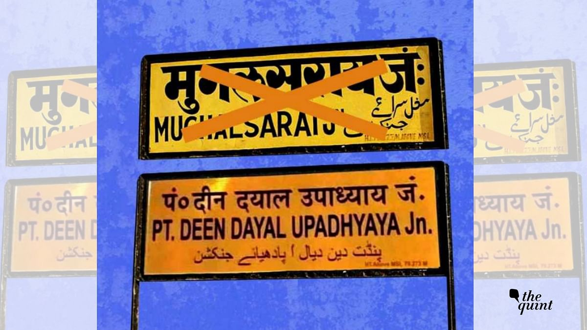 Govt Allowed Renaming 25 Places  in Last 1 Year, Ayodhya Pending