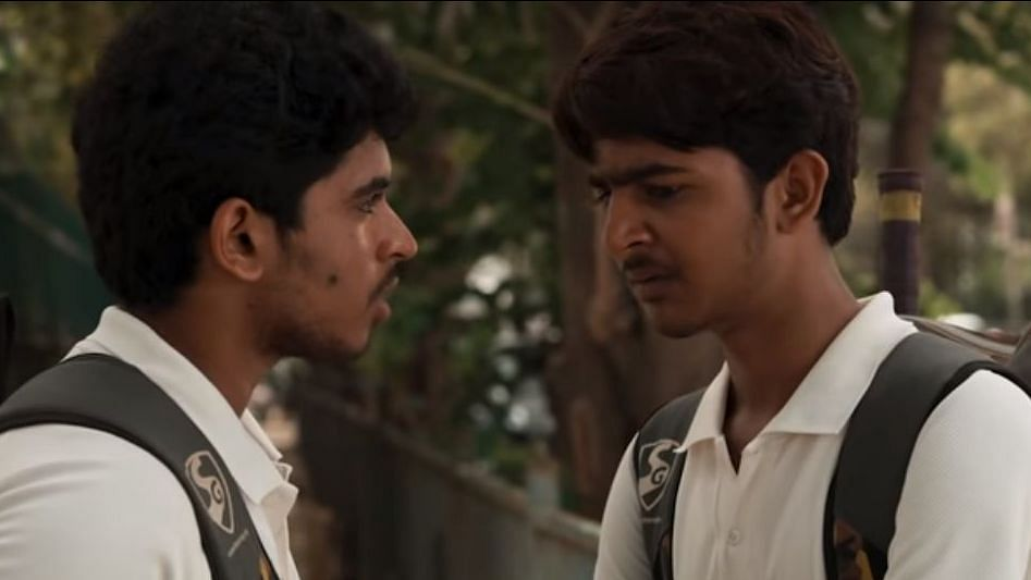 A still  from <i>Selection Day</i>.&nbsp;