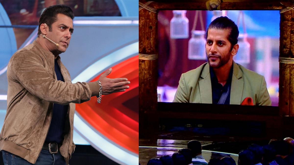 Karanvir Bohra apologises to Salman Khan.