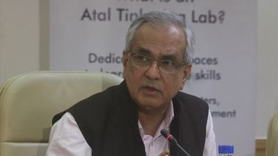Nothing Political About New GDP Series: NITI Aayog's Rajiv Kumar